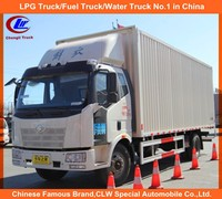 FAW 180HP 4*2 8t Cargo trucks