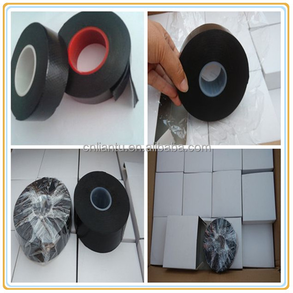 Stretchable Rubber Adhesive Epr Material Self Bonding Tape