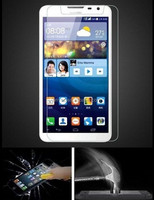 9H anti shock glass tempered screen protector for 4.5 4.7 5 5.3 5.5 inch mobile phone