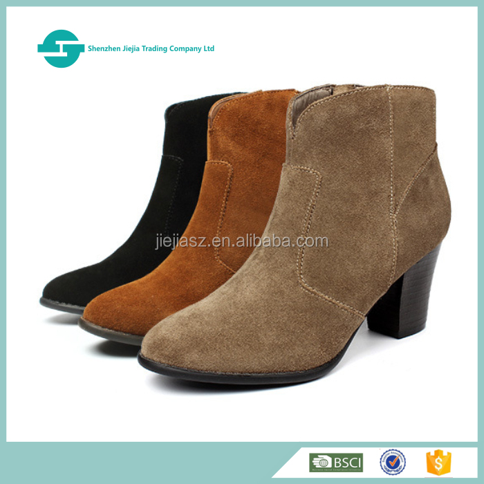 High Quality Women shoes genuine leather Women natural leather Winter Boot