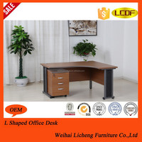 L Shaped executive office table /computer table design
