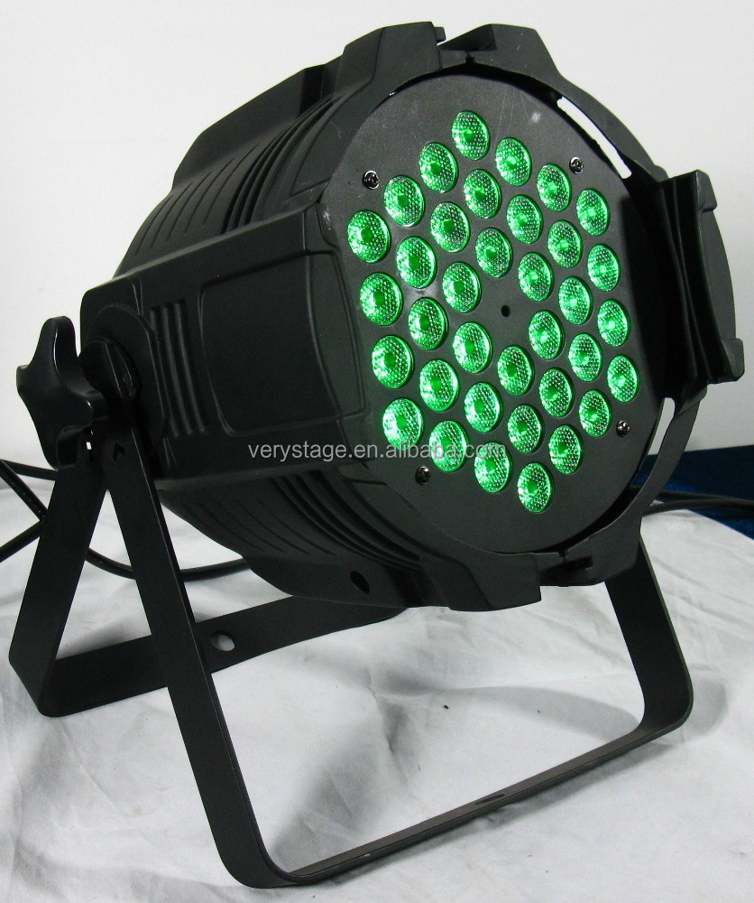 Factory Price 36X3W DMX 512 RGB Led wedding decoration Par Light