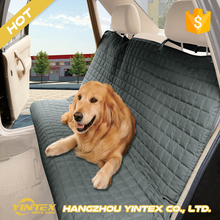 Waterproof Scratch Proof Nonslip Hammock seat protector Quilted Washable well fixed safe Pet car Seat Covers for baby dogs