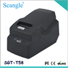 Spring Shopping Source from top-selling suppliers 58mm Thermal receipt printer SGT-T58