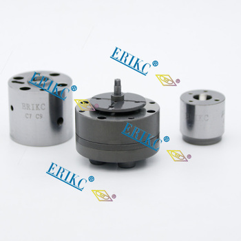 10R7222 ( 254-4339 ) 267-3360 injector Valve parts CAT C9 spool valve with coating and middle plate valve for 267-3361 293-4072