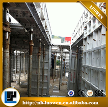 More Reuses concrete forms tunnel formwork for building