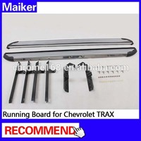 Running Board for Chevrolet TRA auto parts Side Step 4*4 accessories from Maiker