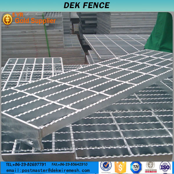 Roadway drainage galvanized welded steel grates for sale