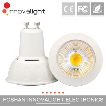 INNOVALIGHT Multifunctional gu10 dimmable spotlight lamp light cob smd led downlight