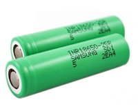 Genuine Samsung 18650 25R 2500mAh 3.7V Original Battery Authentic Guaranteed