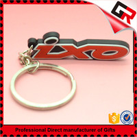 Wholesale soft pvc key chains
