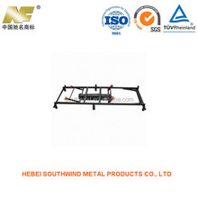 Customized & Export & Processing Spring Welded Metal Tube Bed Frame Manufacturing