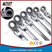 12mm Special Tools for Motorcycles Disposable Stubby Wrench with Ratchet Multifunctional Wrench