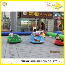 Outdoor park rides used bumper car price/Street legal bumper cars made in china