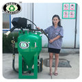 reliable American quality portable dustless blasting machine with CE
