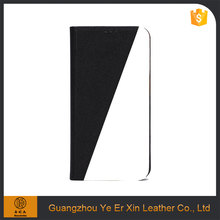 Guangzhou factory wholesale cell phone case leather for samsung galaxy s7 s8