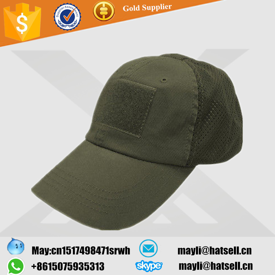 custom velcro patches military tactical caps hats