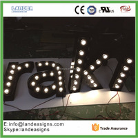 Outdoor Free Standing 3D LED Light