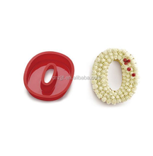Lovingly crafted shaped silicone cake mould k11824