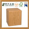 40 Cubic Inches Wooden With Ash Wood Grain Pet Urns (Oak Finish)
