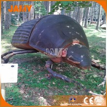 Insect Park Simulation Animatronic Dung Beetle Model