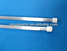 Energy saving infrared quartz heating tube for quartz heater