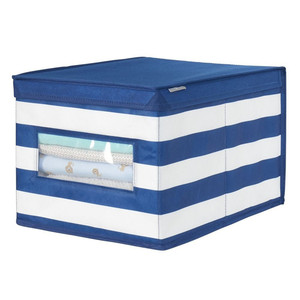 Canvas Box Canvas Toy Storage Bin Rectangle Camera Storage Box