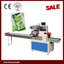 Horizontal Ice Lolly Popsicle film type pillow packing machine