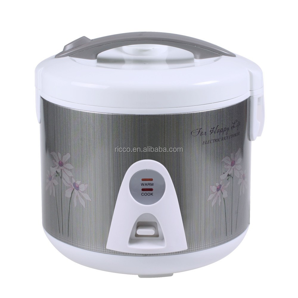 1.8L Deluxe type electric rice cooker with thermal fuse