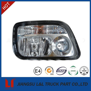 Headlight type and led lamp type for mercedes benz actros mp2 mp3