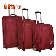 20'' 24'' 28'' 3 pcs set soft luggage set travel oxford luggage suitcase