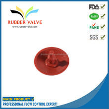 silicone umbrella dispensing valve