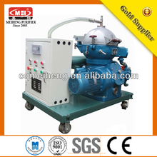 LXDR Lubricant Centrifugal Oil Purifier Machines vacuum dehydrator