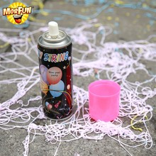 Best Sale decor party supply silly string stain silly string bulk