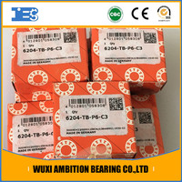 6204-TB-P6-C3 Germany Fiber Machine Ball Bearing Price 6204 TB.P63