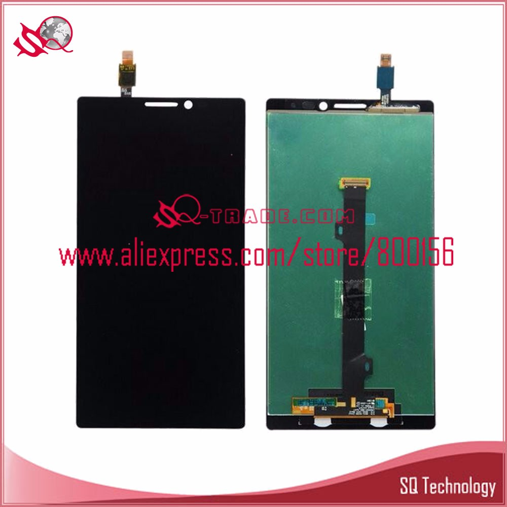 New Products for Lenovo Vibe Z2 Pro K920 LCD Touch Digitizer Assembly Black