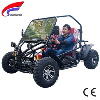 New Shaft Driving Electric Off Road China Go Kart Kits 150cc Gas Building Kit