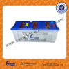 china wholesale price dry battery for truck and marine 12v120ah JIS standard