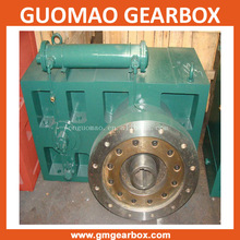 Machinery ZLYJ gearbox/gear box vertical mount for pvc extruder machine reduction gearbox