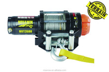 fast line speed electric winch, mini 12v electric winch