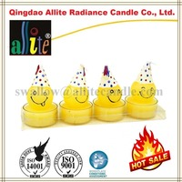 design art and craft christmas decorative candle
