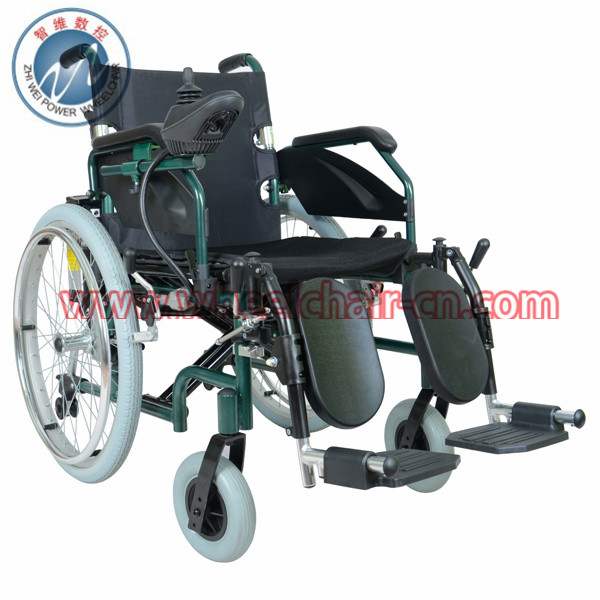 Light Weight Folding Electric Power Wheelchair With