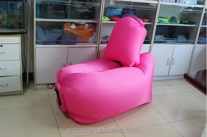 Air Filled Inflatable Lounge Sofa