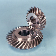 42-0028 spiral bevel gear design assembly big aluminum forging differential micro straight helical mini small spiral bevel gears