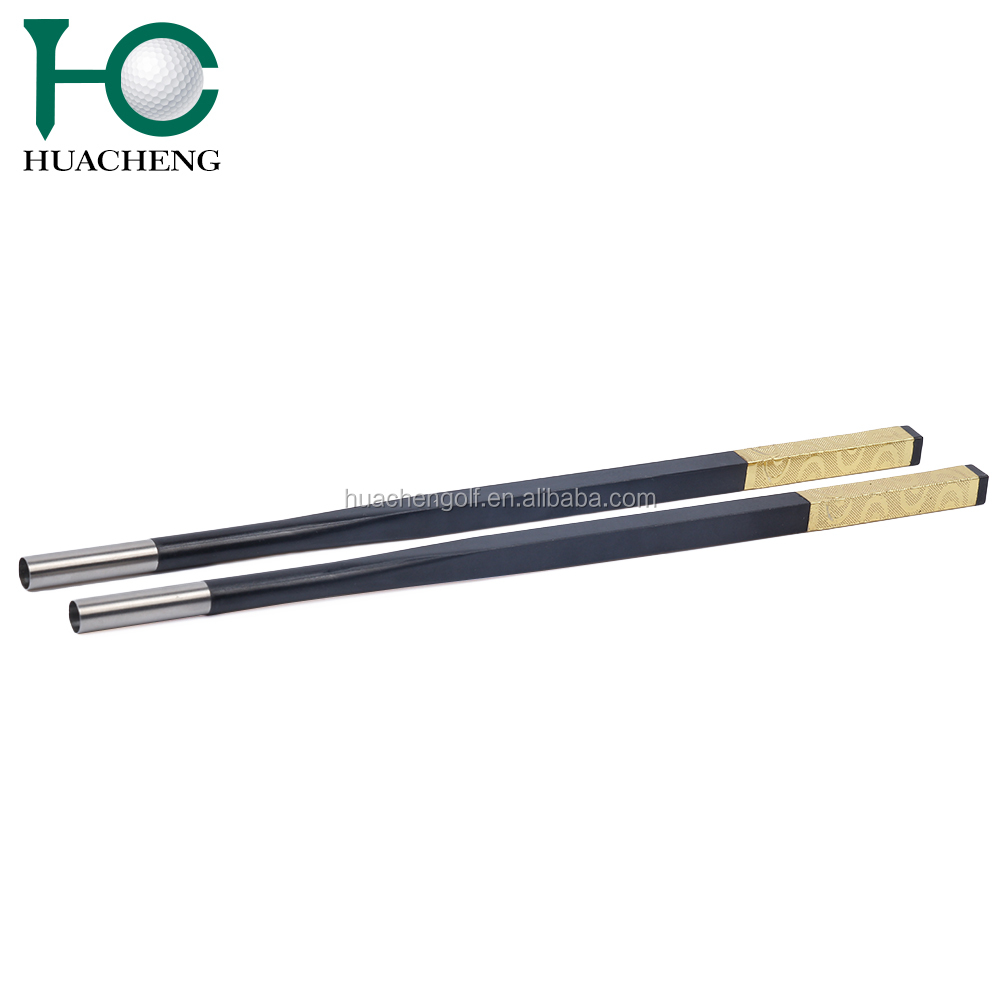 Hot sale alloy decoration custom disposable bamboo chopsticks