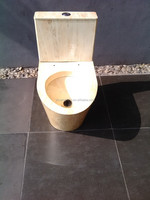 new product stainless steel ivory color toilet