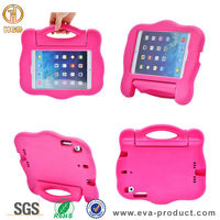 for iPad case with hand strap