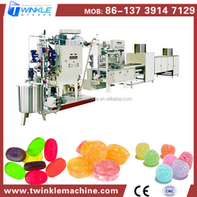 China Goods Wholesale Sweet Lolipop Candy Making Machine