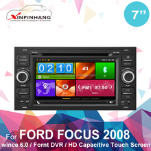 Wince system capacitive touch screen car radio for FORD Focus/C-Max/FieSta/Fusion/Galaxy/Transit/Kuga