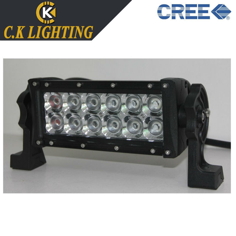 offroad led light 2 inch 12v off road bar combo